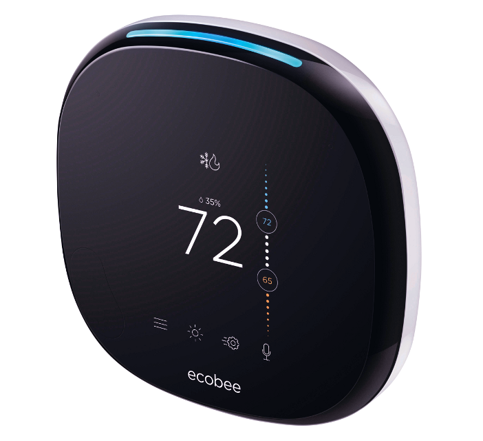 Ecobee4 Smart Thermostat with Alexa Voice
