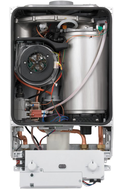 What's Inside a Regular Boiler